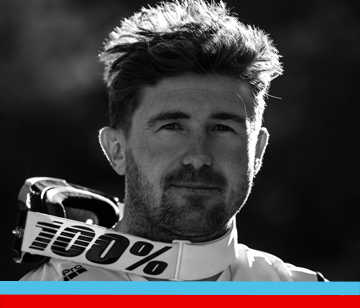 Age: 29 Origin: Newzealand Biggest success so far: junior world champion in 2009 first world cup victory in 2012 comeback into world class racing after a spinal injury Personal sponsors: ride100percent, Red Bull, Alpinestars